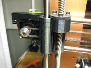 Prusa i3 Rework Leadscrew Z-axis w/Delrin Nut