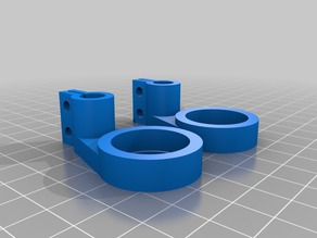 Anycubic I3 Mega Z wobble Supports