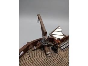 Cargo Crane - 28mm