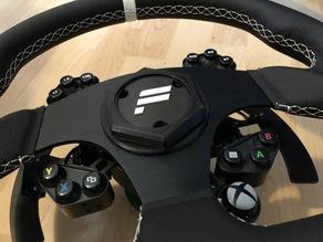 Fanatec Universal Hub Quick Release Wheel Boss