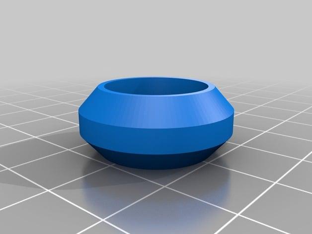 OpenBuilds CNC slider wheel V2