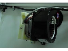 40W 220V blower motor mount