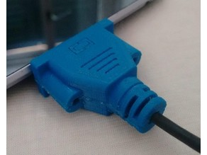 Cable Protector VGA-Style
