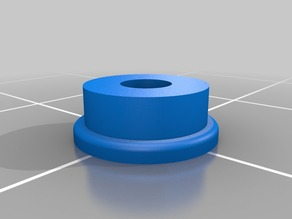 Airsoft AEP Bushing for MP7, VZ61, and Mac-10