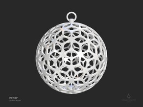 Christmas Baubles - P2037