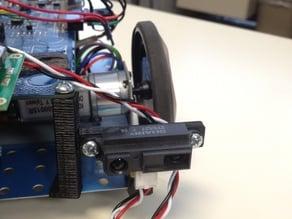 GP2Y0A21 Sharp distance sensor bracket