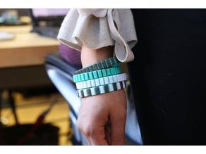 Multi-Color Bangle (Bracelet)