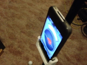 iPhone Putter Mount