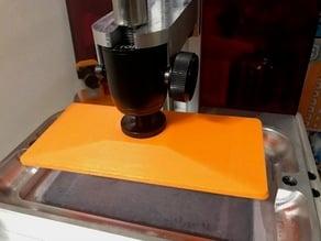 Platform for SLA printer