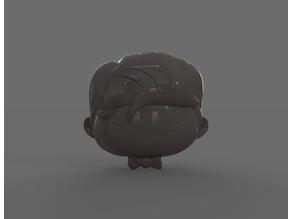 Cute Joker Head