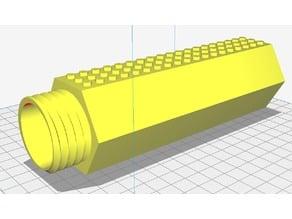 LEGO Hexagonal Pencil Case