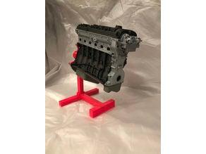 BMW S54B32 Inline 6 Cylinder Engine