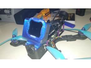 GoPro Hero Action Cam Mount  (Jello Guard compatible)