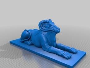 Jackal Sphinx