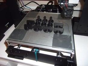 Duplicator i3 feet: Foam Remix