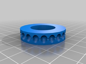 608ZZ bead chain gear