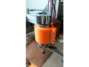 Silent/Chinese Spindle Mount (400W, 52mm)