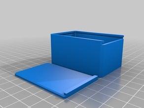 Tiny Storage Box (with sliding lid)