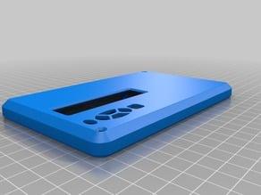 Aduino Uno, LCD Sheild, TB6560 Case