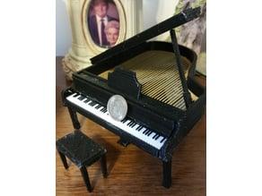 Winslow piano improvements, wire board, iron work