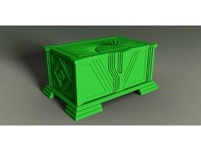 Art Deco Style Box