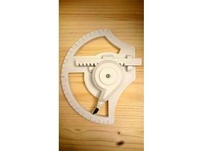 Depth gauge tool