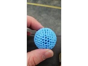 Latticed Sphere