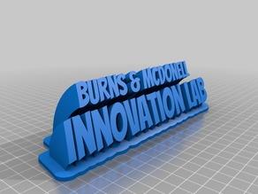 BMCD Innovation Lab