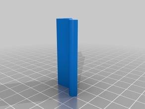 MacBook Pro strap mount for 3D scanning