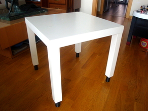 Ikea table foot