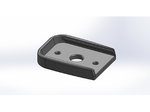 VFC HK45C 8R Floor Plate Flat (airsoft only)