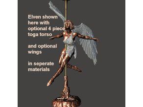 Elven Ballet Series 4 - by SPARX