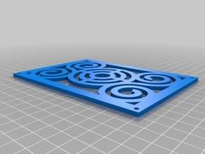 rectangle voronoi structure