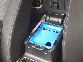 2013 Subaru Impreza/Crosstrek–Compatible Center Console Tray