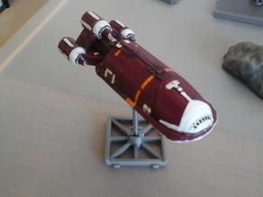 Star Wars CSS-1 Senator's Shuttle