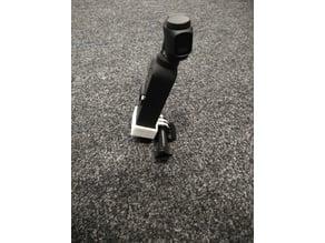 Dji Osmo pocket adaptor for Gopro clip system