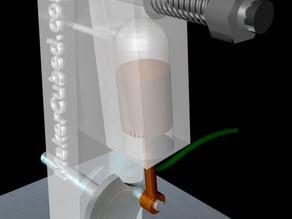 Air Pressure (or Steam) Engine