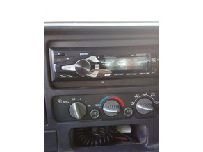 Chevy Stereo Support