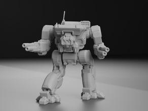 WHK-Prime Warhawk, AKA Masakari for Battletech