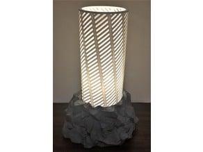 Rock Lamp