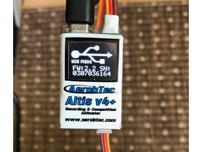 Aerobtec Altis 4+ holder and support