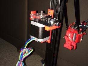EZstruder Mounting Adapter