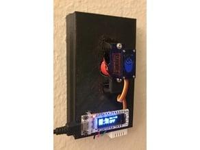 Thermostat Servo Cover
