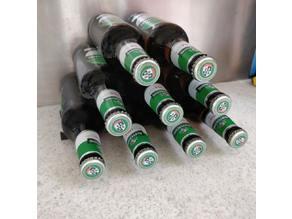 Beer Bottles rack, Bottle holder, range bouteilles de bière pour frigo ou étagère, frigidaire, portes-bouteilles