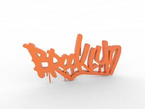Brooklyn Drip Graffiti