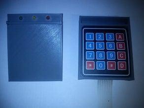 Arduino keypad 4x4 Panel