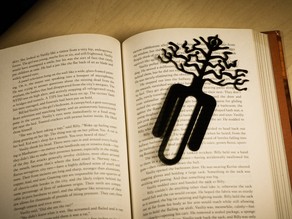Tree Origin - Bookmark