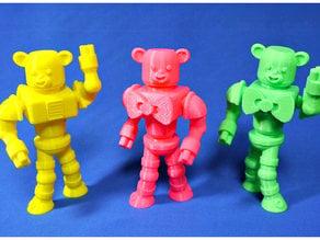 Bear Robots