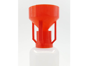 Funnel for E-liquid bottles
