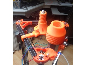 Mini Kossel Delta 3D Printer Spoolholder